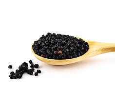 dried-elderberries-lie-wooden-spoon-whit