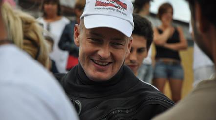 Record Mondiale Assoluto 50H Danilo Bernasconi