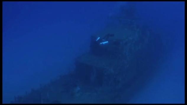 P 29 Wreck