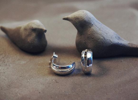 Niebla - Boucles d'oreilles en Argent 925