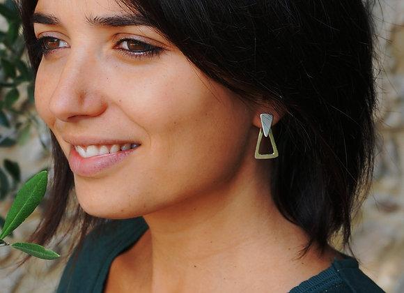 Tunupa - Boucles d'oreilles Multi-positions