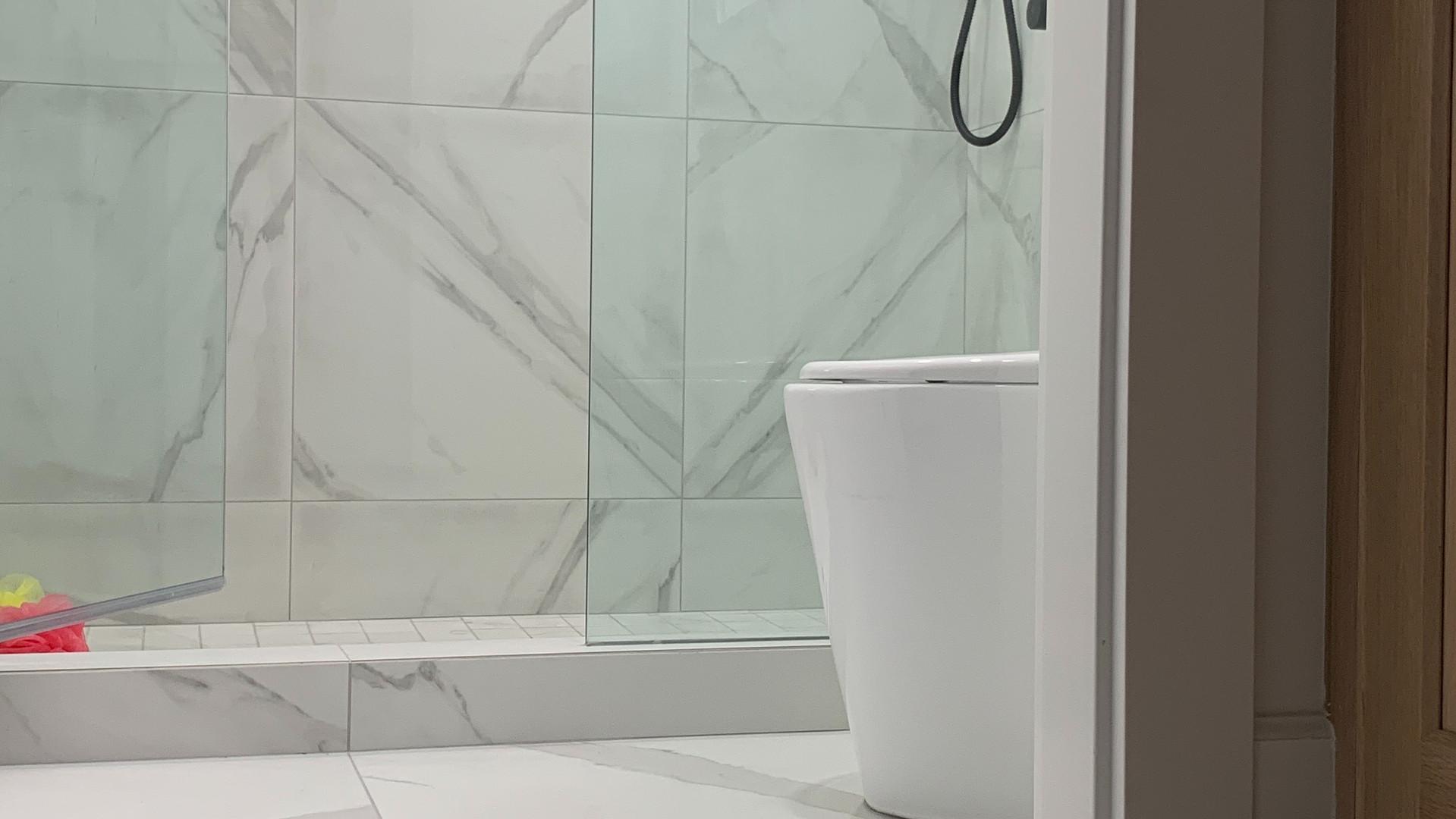 Bathroom 3 - Big things small spaces