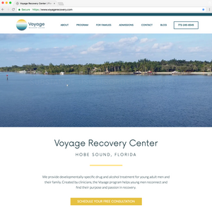 Voyage Recovery Center | Addiction Rehabilitation for young men