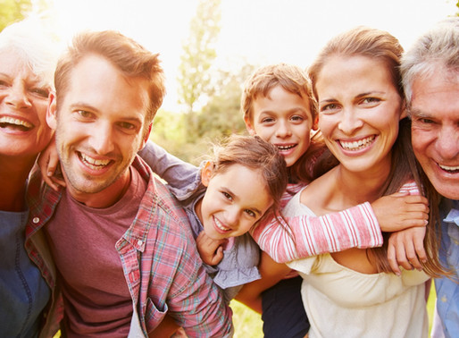 Family exercises for recovery
