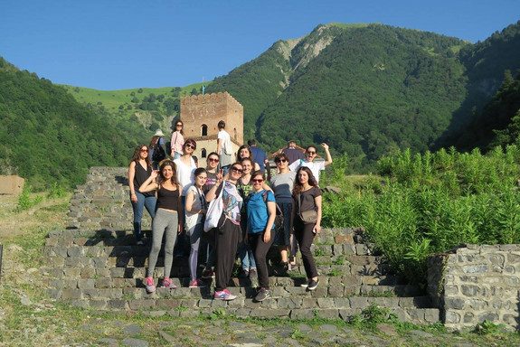 ICMPD Migration Summer School Azerbaijan 2016