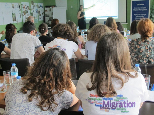 ICMPD Migration Summer School Georgia 2015