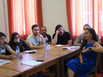 ICMPD Migration Summer School Azerbaijan 2017