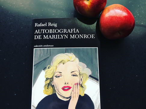 AUTOBIOGRAFÍA DE MARILYN MONROE