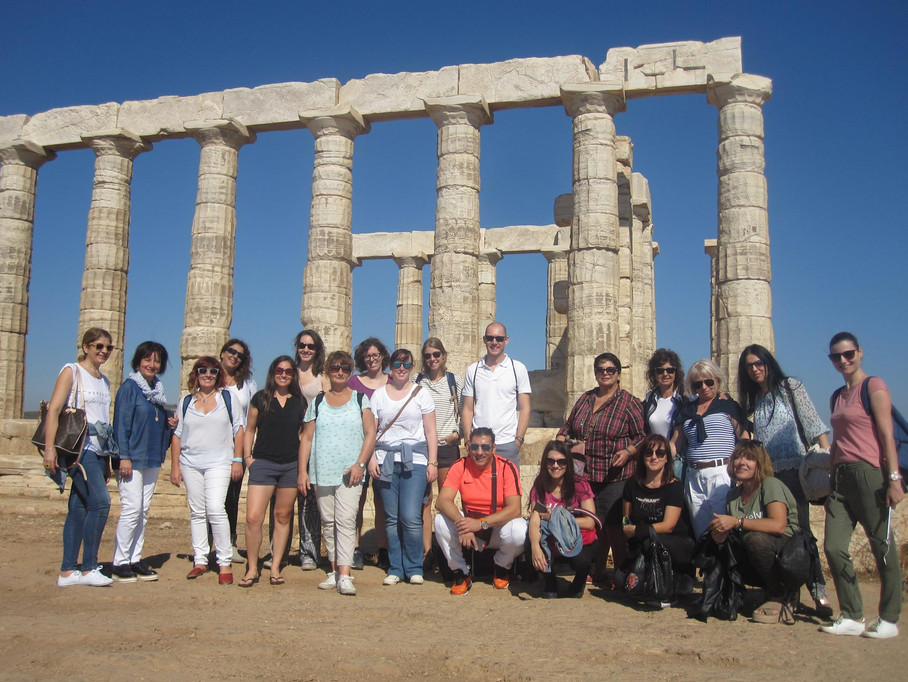 HESTIA project team, Athens, Greece2017