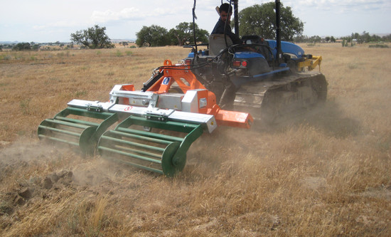 Shaker Ripper Agricultural