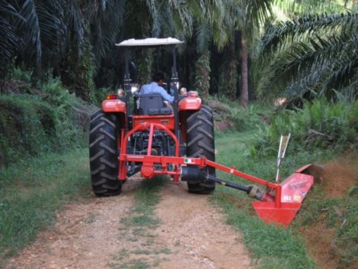 Lateral Ditcher Misellaneous  Agricultural