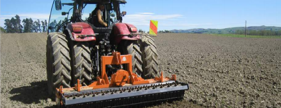Fox Power Harrows Agricultural