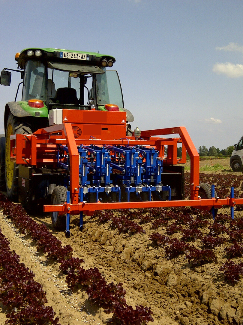 Automatic Weeder Equipment