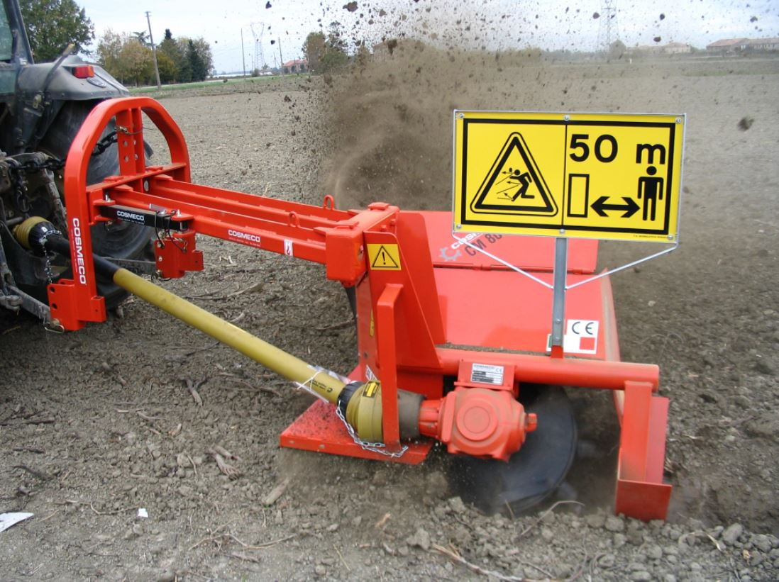 Lateral Ditcher Misellaneous Equipment