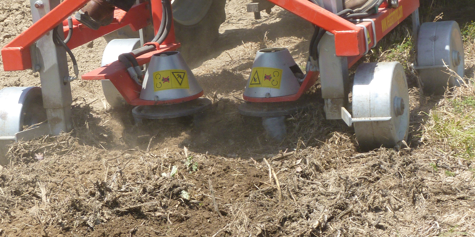 Mechanical Weeder California