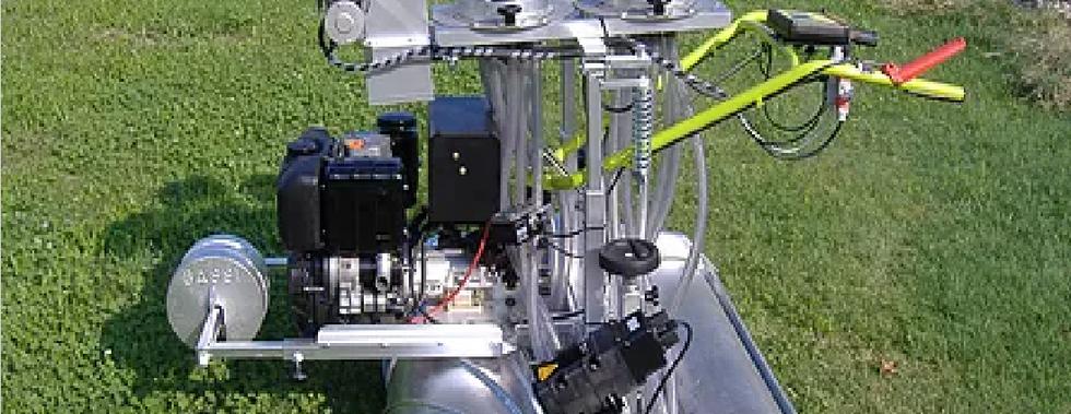 Mechanical Vegetable Seeder SM 2000
