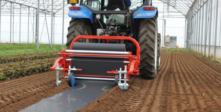 FP Film Layer Transplanter Farming