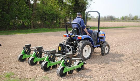 Seeder Vacuum Equipment