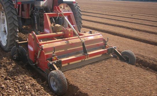 G35 Reverse Tiller Agricultural