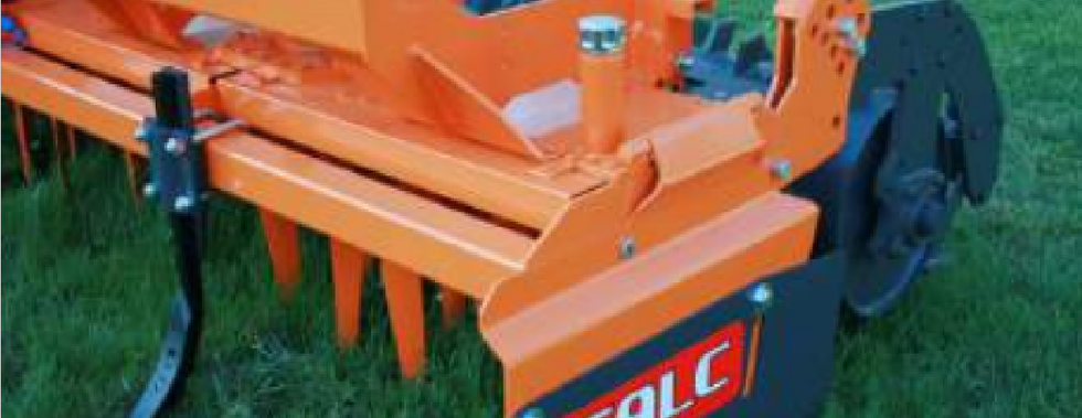 Fox Power Harrows Farming