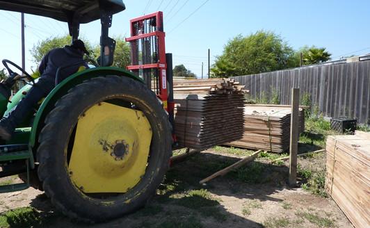 Hydraulic Forklift Misellaneus California