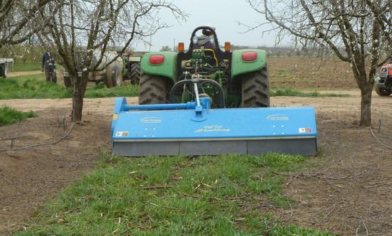 Shredder BK Farming