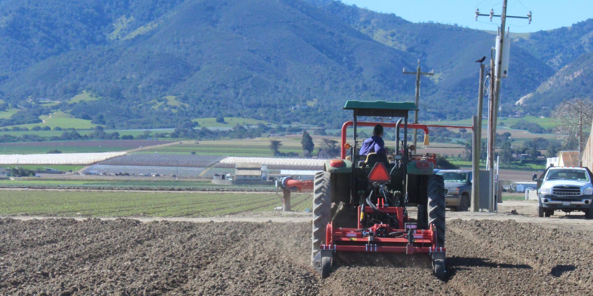 Duplex Reverse Tiller Agricultural