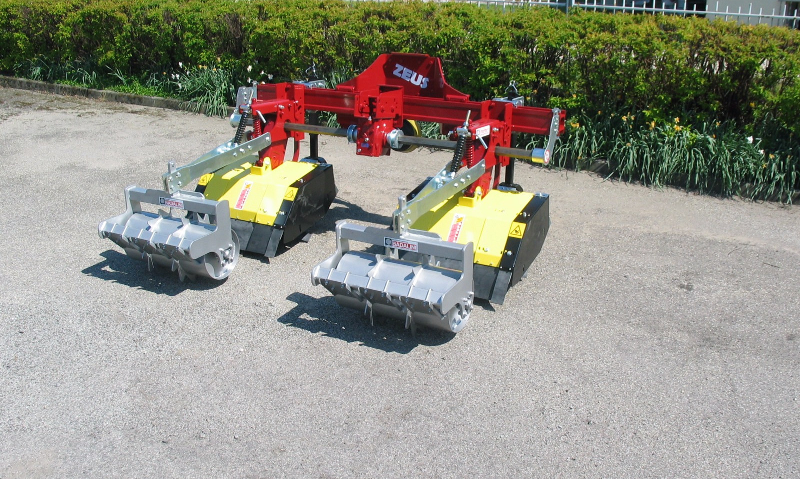Multirototiller Weed Control Equipment of Sale