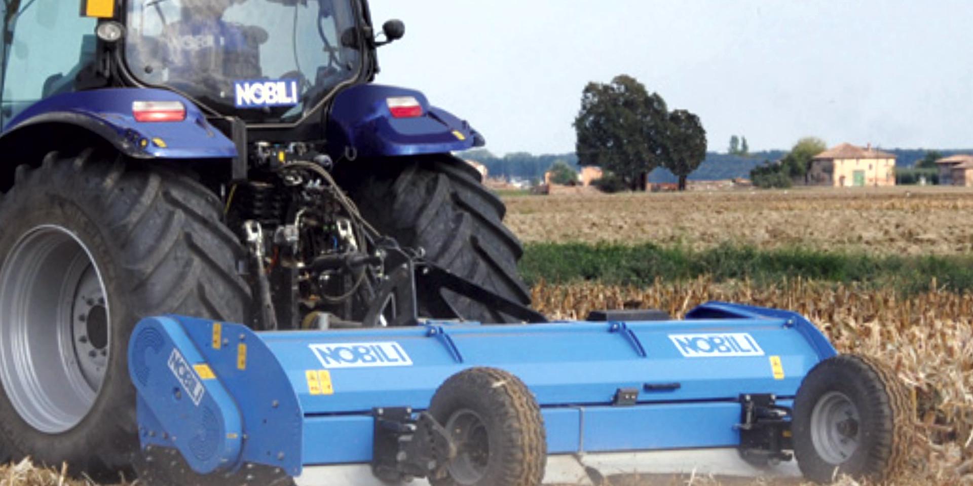 Agricultural Shredder BC Tractor