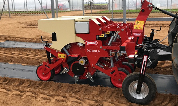 Modula Seeder Equipment