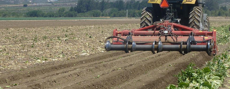 G50 Reverse Tiller Agricultural