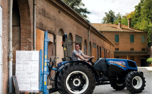 Hydraulic Forklift Misellaneus Veda