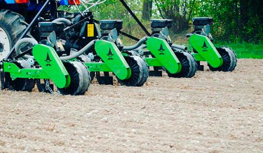 Seeder Vacuum Equipment Agricultural