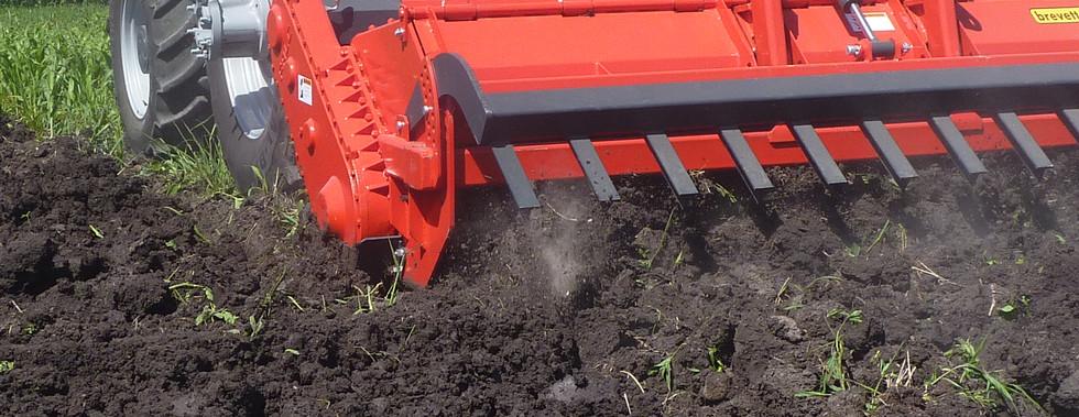 Rotary Plows Farming