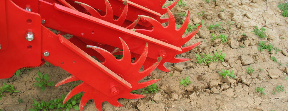 Inter Row Cultivator Weed Control Veda