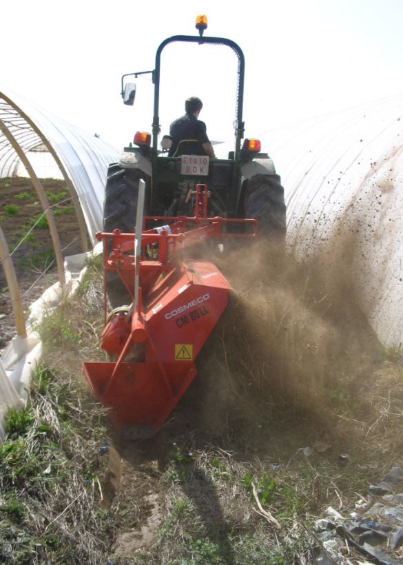 Lateral Ditcher Misellaneous Farming