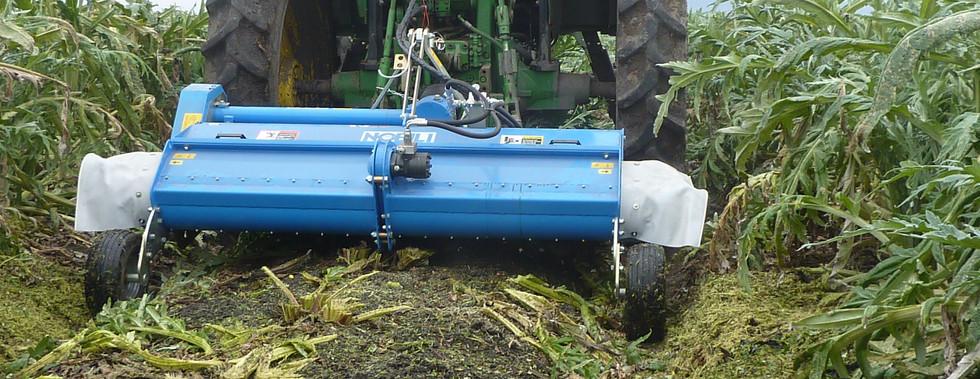 Shredder SDS Equipment