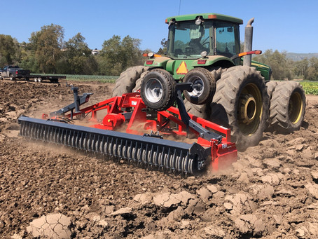 Five Benefits of Owning a Power Harrow