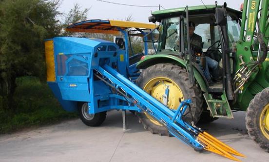 Harvester Misellaneus Farming