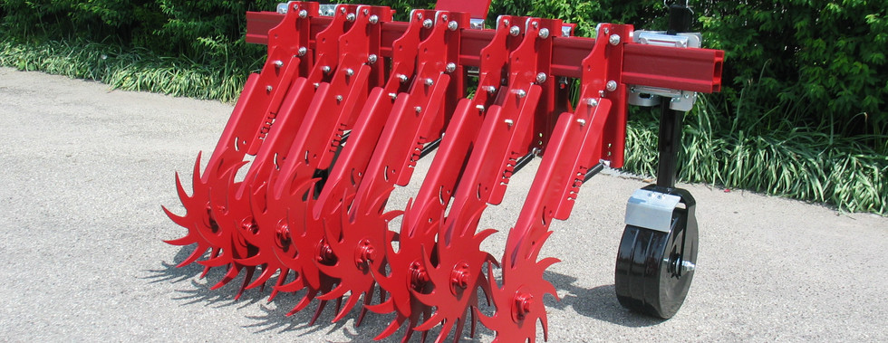 Inter Row Cultivator Weed Control Agricultural