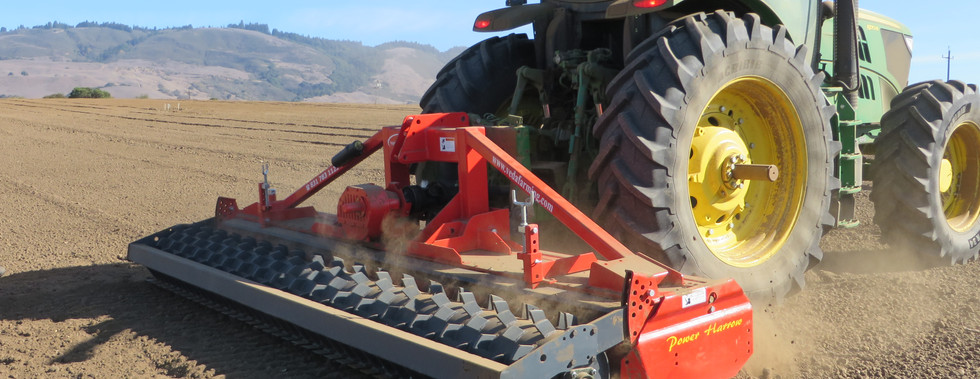 Power Harrow Magnum Equipment