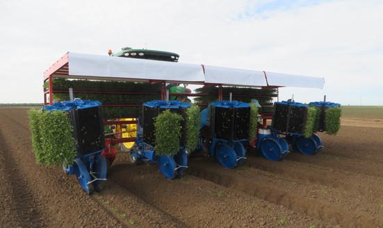 FMAX Transplanter Agricultural