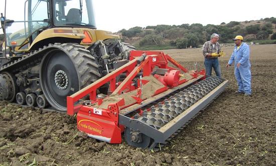 Power Harrow Agricultural