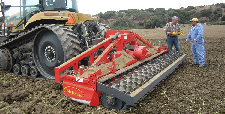 Power Harrow Agricultural