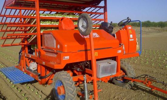 FX Evolution S Transplanter Agricultural