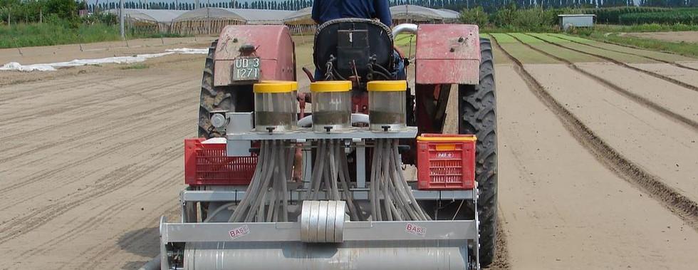 Mechanical Vegetable Seeder SM 2000 California