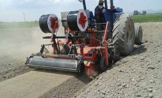 G35 Reverse Tiller Farming