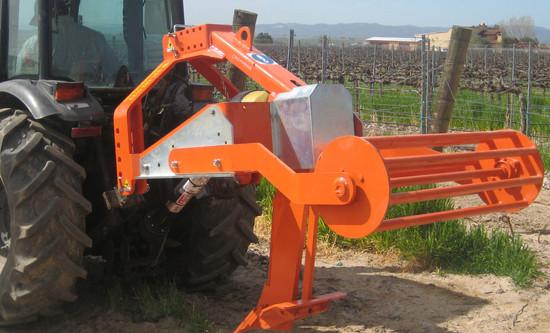 Shaker Ripper Equipment