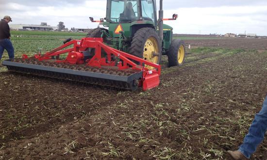 Power Harrow Farming