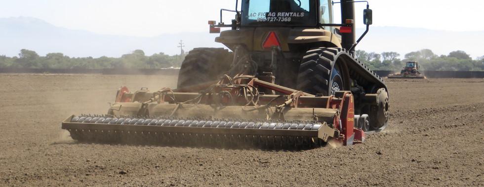 G50 Reverse Tiller Farming